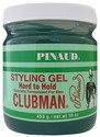 CLUBMAN GEL HARD TO HOLD 16 OZ