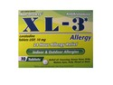 XL3 ALLERGY TABLETS 10'S