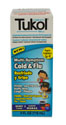 TUKOL CHILDREN COLD/FLU 4 OZ (GENOMMA)