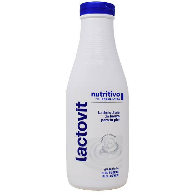LACTOVIT BATH GEL 650ml