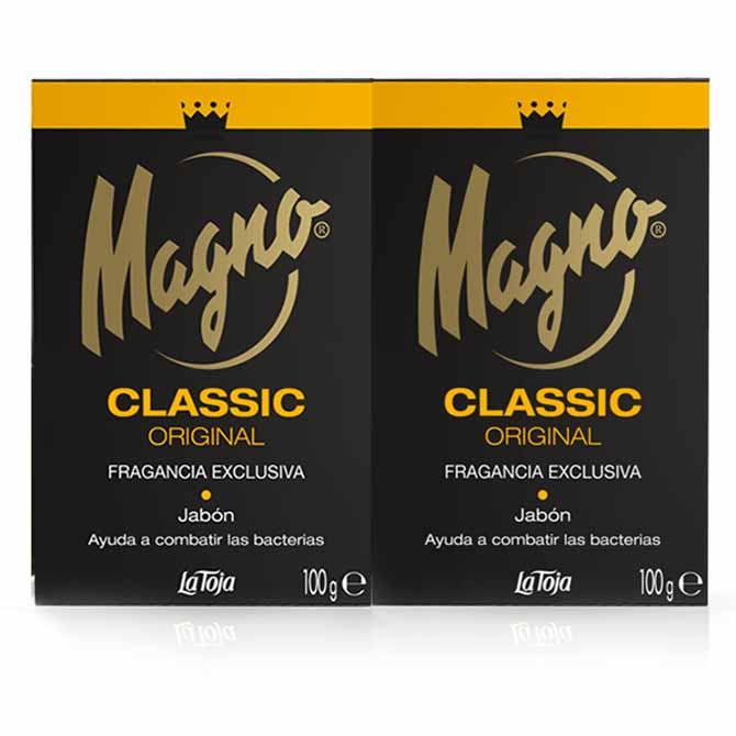 MAGNO CLASSIC BAR SOAP 2 PACK
