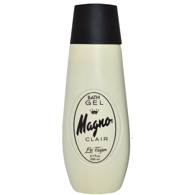 MAGNO BATH GEL CLEAR 200ml