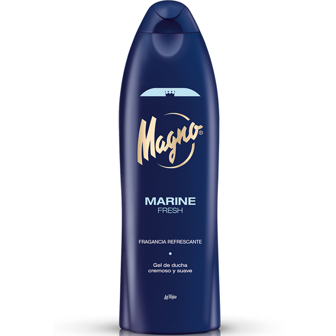 MAGNO BATH GEL MARINE 550ml
