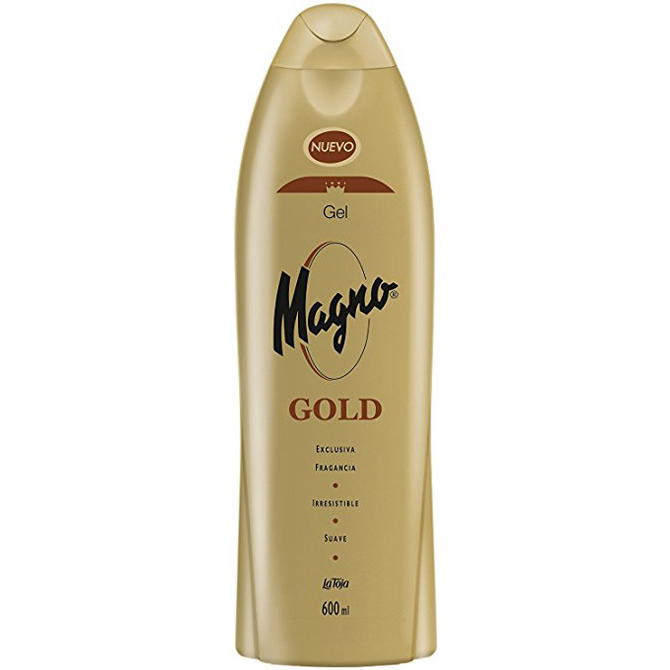 MAGNO BATH GEL GOLD 600ml