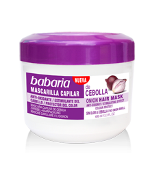BABARIA ONION MASK 400 ML