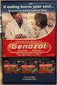 Genomma Display  - Genomma Display  GENOZOL